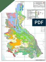 Mapa Geológico Cajamarca Perú