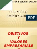 Objetivos y Valores 2015d