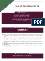 Diseño y Cálculo de un Destilador de Agua.pptx