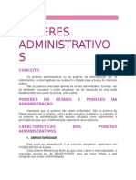 05. Poderes Administrativos