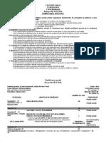 CULTURĂ CIVICĂ Planificare Cls. a VII-A