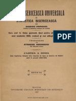 Popovici, E. - Istoria Bisericeasca Universala Vol. III (1054-1910)
