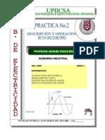 Electricidad - Practica 2 UPIICSA