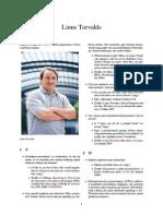 Cytaty Linusa Torvaldsa