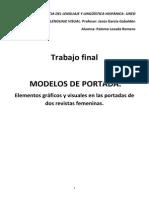 MODELOS DE PORTADA. MÍA vs SMODA