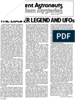 """1976-04 """"THE LUCIFER LEGEND AND UFOs""""--""""The Asteroid Belt""""--""""Colliding Worlds."""" by John A. Keel"""