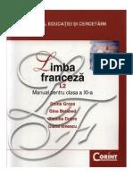 Manual Lb.franceză XI L2 Corint
