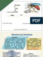 Presentaciòn de Dengue