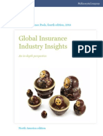 Global Insurance Industry Insights an in-Depth Perspective