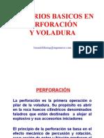 Criterios Para Vol. de Rocas
