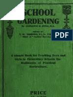 School Gardening (1913)