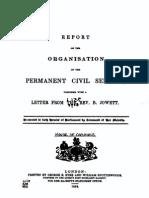 North Cote Trevelyan Report