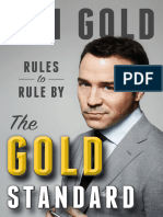 The Gold Standard Rules to Rule by (Ari Gold) Retail Epub [Itzy]