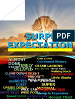 Expected Surprise.ppt