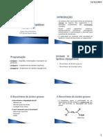 006 Metabolismo de Lipídios (Anabolismo)