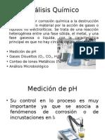 Análisis Químico (Corrosión)