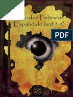 Livro Psionico