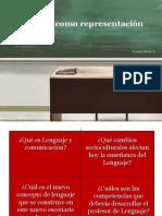 Lenguaje Como Representacion
