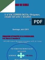 Victimologia U de Chile