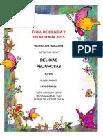 Delicias Peligrosas Ruben
