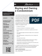 buying and owning a condo