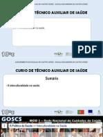 UFCD 6557 - Rede Nacional de Cuidados de Saúde - Interculturalidade Na Saúde