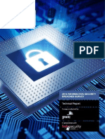 Cyber Security 2014 Technical Report