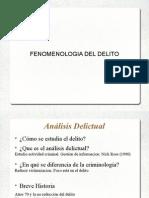 Clases Psicolgia Juridica Victimologia