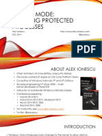 Breaking Protected Processes (Alex Ionescu, NSC 2014)