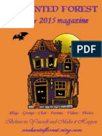 October 2015 Enchanted Forest Magazine