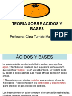 Diapositivas Soluciones Acido Base