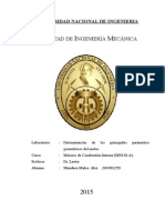 Informe Combustion Interna
