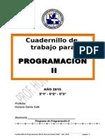 Cuadernillo Programacion Visual Basic - Horacio Satti
