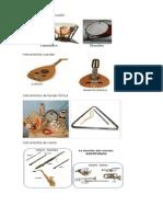2 Instrumentos de Percusión