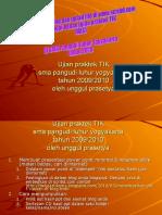 Contoh Ujian TIK Sma Pangudi Luhur Yogyakarta