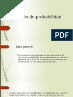 Función de Probabilidad