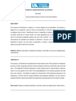 Informe Del Aluminio