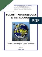 Apost Solos Mineralogia e Petrologia
