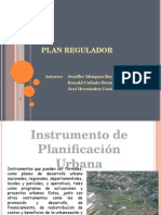 Plan Regulador Metropolitano de Santiago, Chile