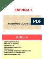 Unidad #1 Gestion Empresarial Gerencia 2
