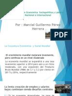 Situacion Económica y Sociopolítica Nacional e Internacional