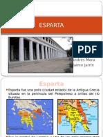 ESPARTA Exposicion