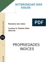 Aula 2 - Indices Físicos