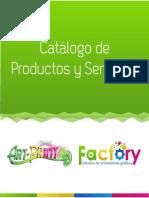 Catalogo 2015 Art Print Factory