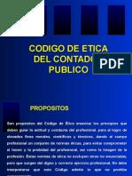 Código de Ética Del Contaador
