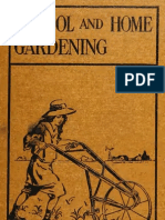 School and Home Gardening (1918)