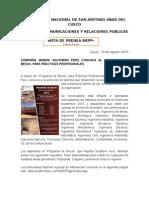 Nota de prensa Becas Southern Peru.doc