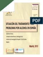 Ades Asistencia Alcohol España 2013