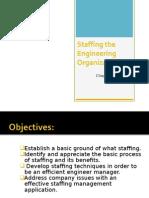 Staffing - Ch4