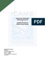 Manual Del Propietario Impermeabilizacion y Pavimento Asfaltico Ed. Plaza Gerona